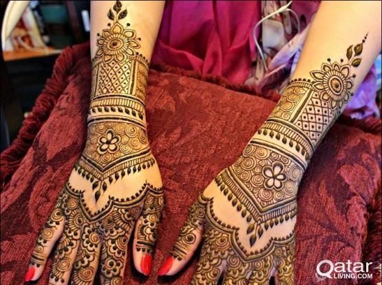 Henna - Artist / فن الحناء