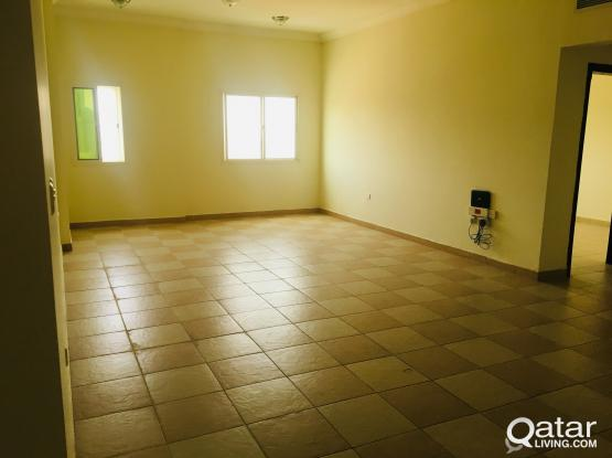 3 BHK Spacious Unfurnished Apartments Available For Reasonable Rent**NO COMMISSION** Hurry Up!