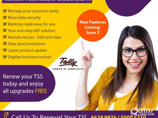 Tally Accounting Software in Qatar | Welcome Trading Co. W.L.L