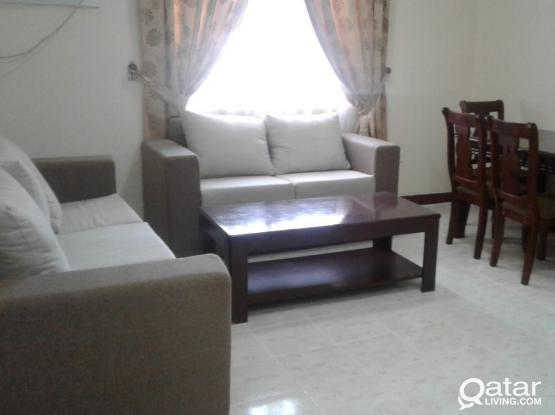 No Commission Fully Furnished 1 BHK Apartment at Mushaireb Behind Al Ameri Hotel