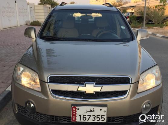 Chevrolet Captiva LT 2008