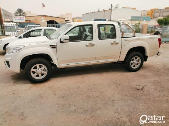 Available Great wall one ton pick UP with very economical price for hire