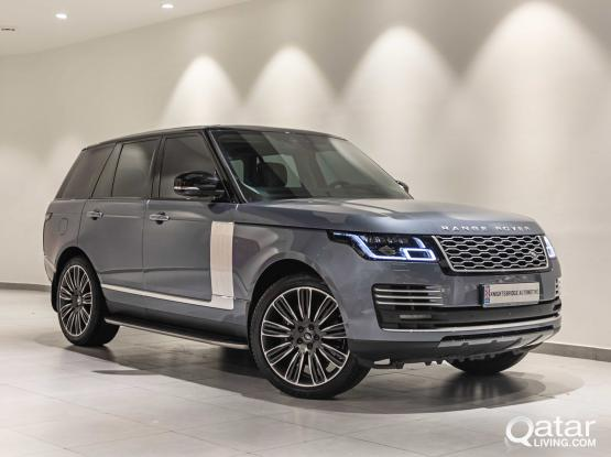 Land Rover Range Rover Vogue Autobiography 2018