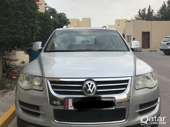 Volkswagen Touareg Sport 2007