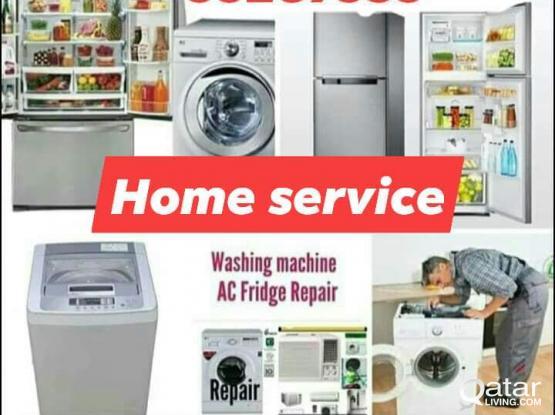 FRIDGE AC AND WASHING MACHINE REPAIR HOME SERVICE 55287535