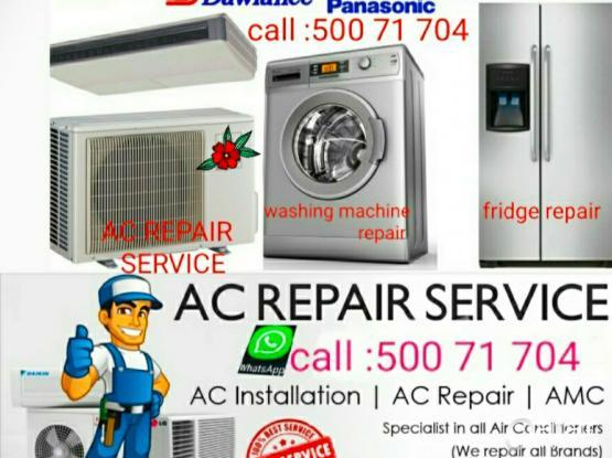 AC REPAIR FRIDGE REPAIR WASHING MACHINE REPAIR SERVICE IN QATAR 50071704