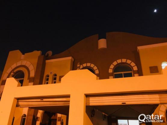 STAND ALONE VILLA AVAILABLE @ AL THUMAMA FOR EXECUTIVE BACHELOR