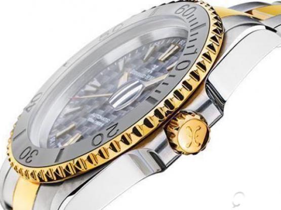Brand new Luxury Bernhard H Mayer Nauticus Royale III Watch