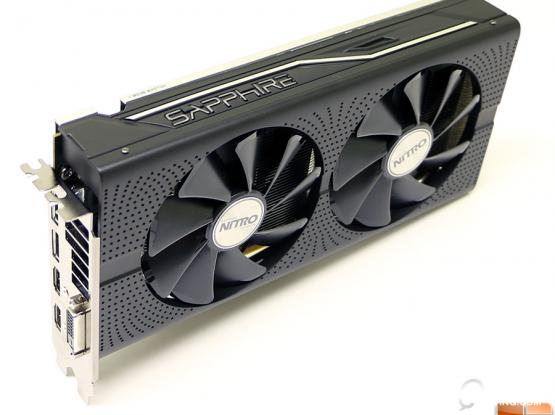 Gaming graphics card RX480  8gb