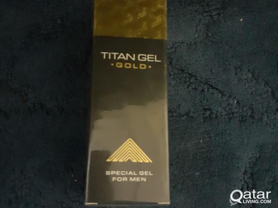 Titan  Gel Gold Original (Men's Penis Enlargement)