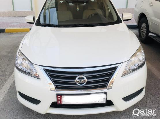 Nissan Sentra 1.8L 2014