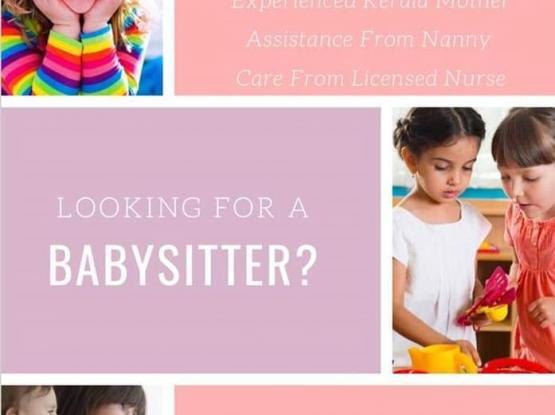 Babysitting /Daycare