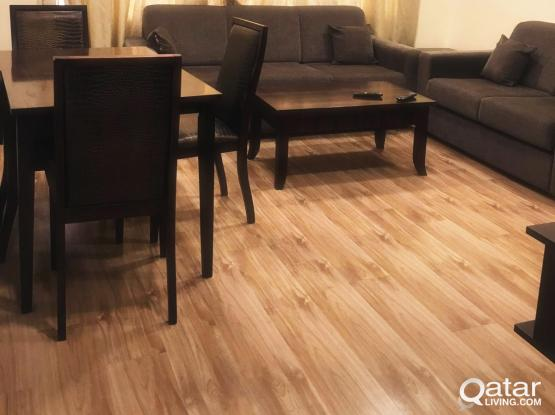 Fully-Furnished  2-Bedrooms Apartment in Al Sadd