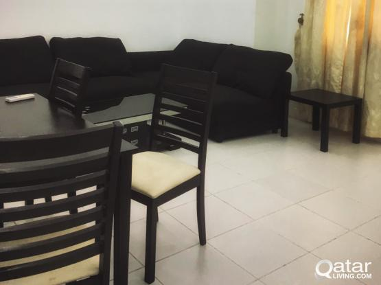 Fully-Furnished 1 Bedroom Flat in Najma