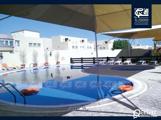 Semi Furnished 5-Bedroom Villa For Rent (VDE1-S)