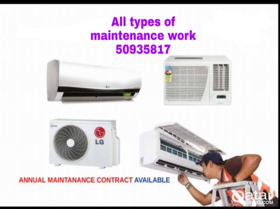 AC maintenance service