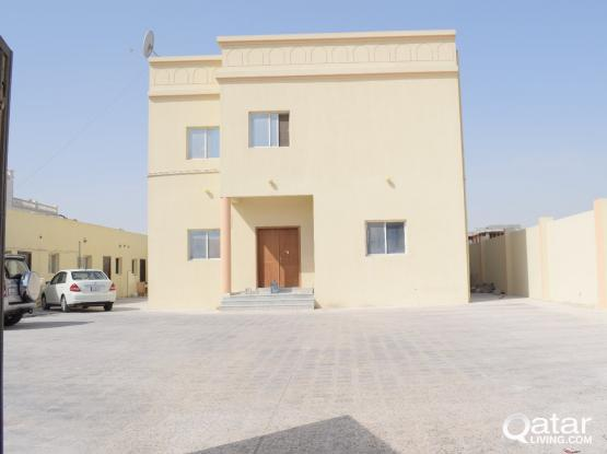 SPACIOUS 2BHK FOR FAMILY IN AIN KHALED - NO COMMISSION..!!