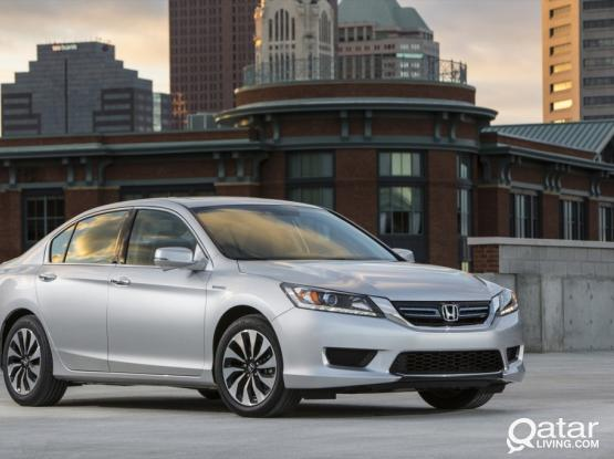Rent honda accord for a month and get 3  free T&C apply