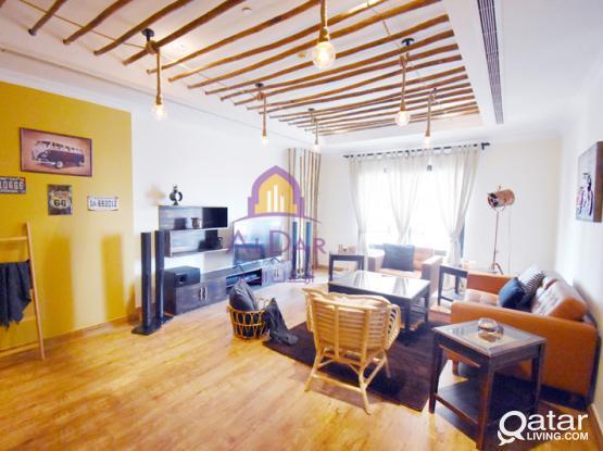 Magnificent Brand New F/F 1Bedroom in Pearl Qatar