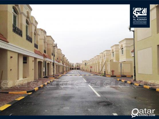 Luxurious & Semi Furnished 4-BDR Villa in Al Luqta