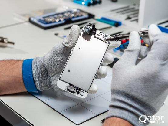 We repair iphone all model any problem.