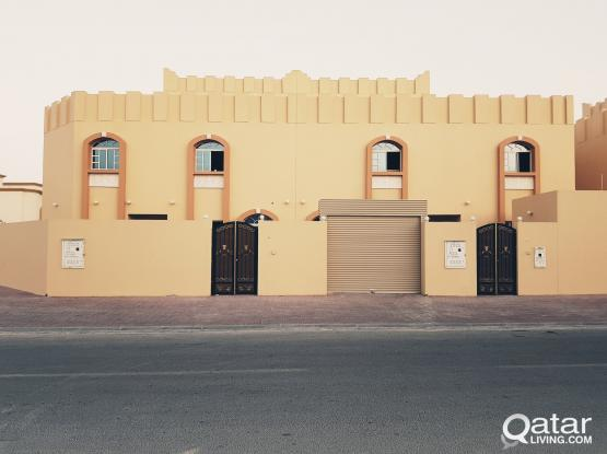SPACIOUS 1BHK FOR FAMILY IN ABU HAMOUR - NO COMMISSION..!!