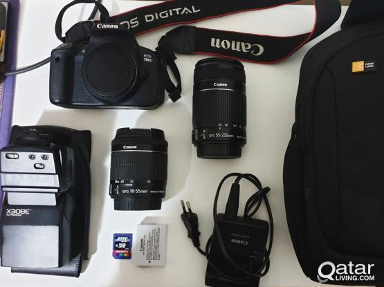 Canon EOS 700D for sale