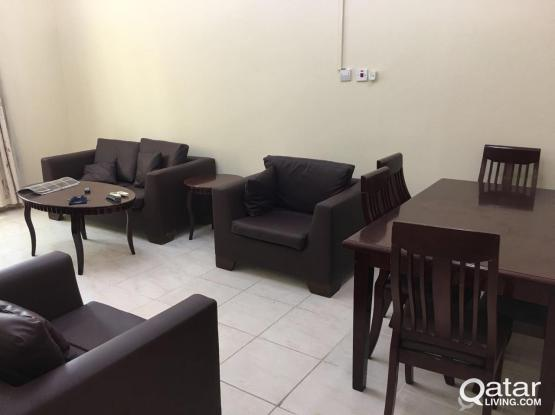 2bhk fully furnished apartment for rent in muntaza