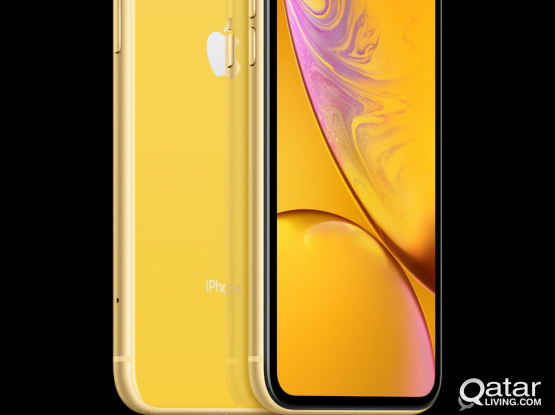 I phone XR 64gb yellow for sale