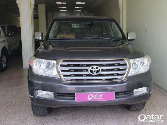 Toyota Land Cruiser VXR 2009