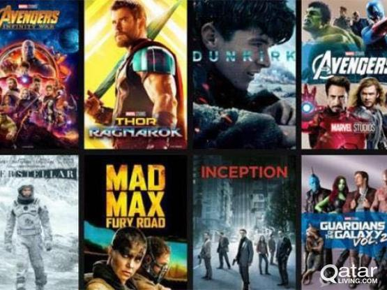 High Quality and 4K HDR movies for sale!