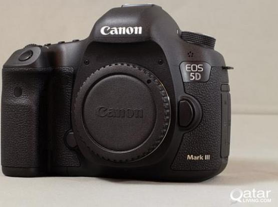 CANON 5D MARK 3 ALMOST NEW
