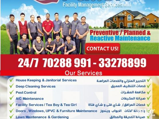CLEANING SERVICES CALL US 24/7 CALL ON:50765748