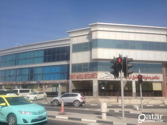 1 MONTH FREE -  BIG OFFICE  AT PRIMIVE LOCATION OF OLD AIRPORT NEAR LULU