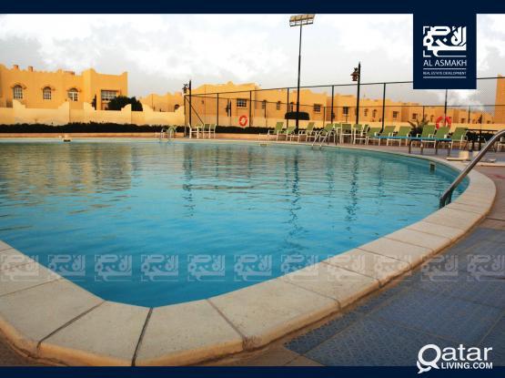 Lux. 4-BDR Villa at the Beverly Hills Garden in Al Waab