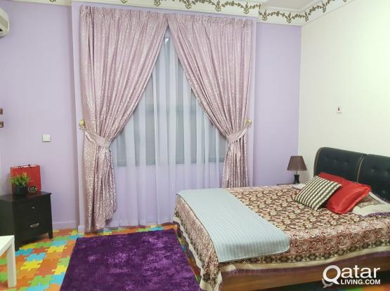 Accommodation for Rent in Al-Hilal