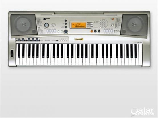Yamaha keyboard psr A300 oriental