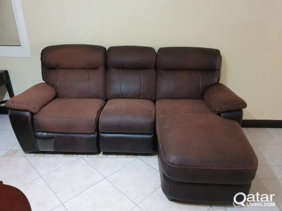 Sofa from home center