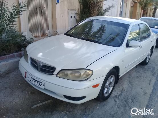 Nissan Maxima S 2002