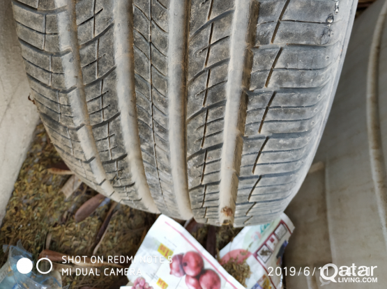 265/70/R18  HANKOOK TYRE good condition,not  used one time also