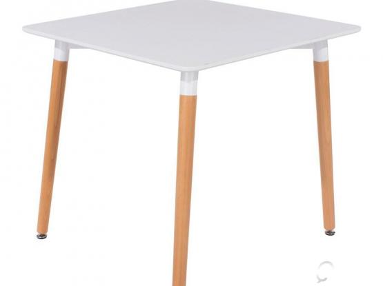 new table 80x80cm; not used