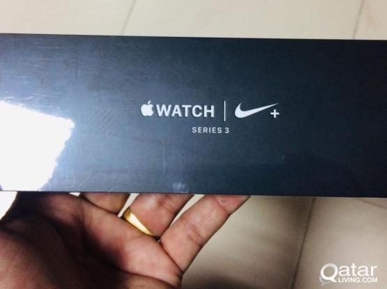 Brand New Apple Series 3 Nike+ 42mm