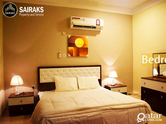 Eye Catching Fully Furnished 1BHK Apartment for rent in Wukair