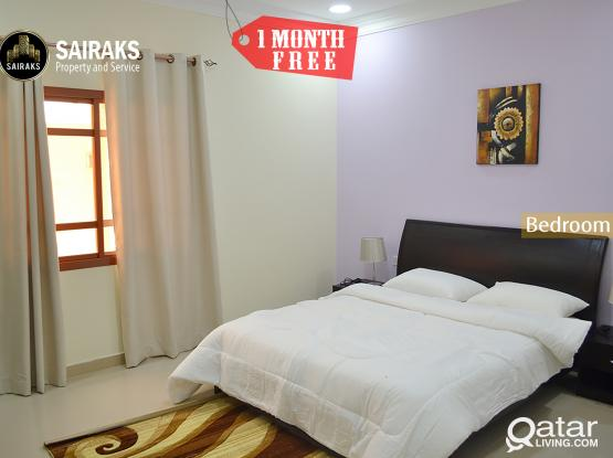 Modern style F/F 3 BHK Apartment available in Umm Salal Muhammad