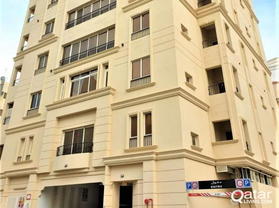 Semi Furnished apartment in Bank street Doha jadeeda