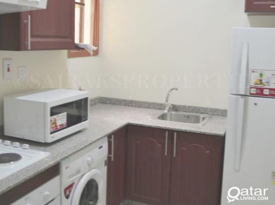 F/F 1BHK Apartment Available For Rent In Al Sakhama