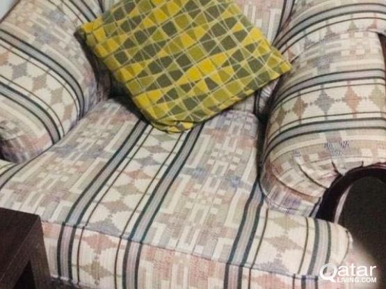 Single Sofa 100 QR Only