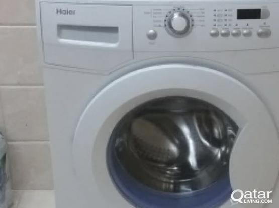 Haier washing machine / beko cooking range