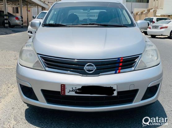 Nissan Tiida 1.8L 2012