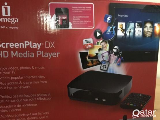 Screen play HD Media player